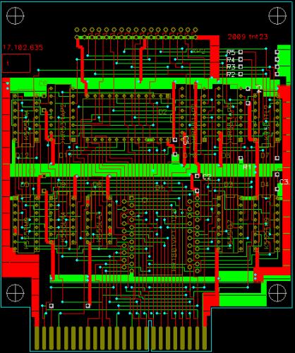 Схема и разводка PCB в формате